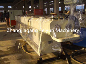 Plastic PVC Double Pipe Extrusion Line pictures & photos