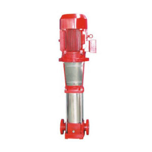 Vertical Multi-Stage Fixed-Type Fire-Fighting Pump pictures & photos