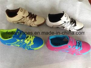 Hotsell Men Soccer Shoes Sports Football Shoes (FFSC1111-01) pictures & photos
