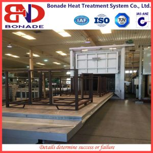 Trolley Type Annealing Furnace with Radiation Tube pictures & photos