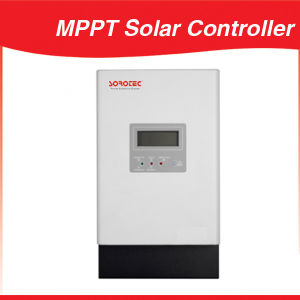 MPPT Solar Charge Controller 12V 24V 48V with Solar Power Station, Home Solar Power System etc Application pictures & photos