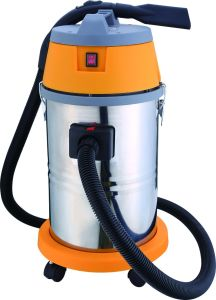30L Bag Filter Industrial Wet and Dry Vacuum Cleaner for Home Use pictures & photos