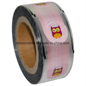 Printed Laminated Packing Film Roll pictures & photos