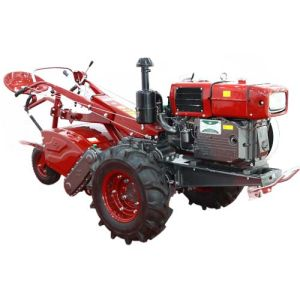 Farm Use Df-18L/20L Walking Tractor (2 Wheels) Power Tiller Body pictures & photos