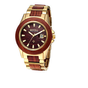 Japan Movement Wooden Fashion Watch pictures & photos