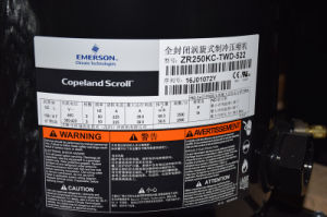 Copeland Scroll Compressor (model ZR250KC-TWD-522) pictures & photos