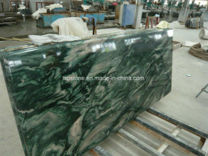 Masi Quartzite Granite Countertop (Norway Green Quartzite) pictures & photos