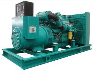 Googol 50Hz Silent Canopy 300kw Diesel Engine Civil Use Genset pictures & photos