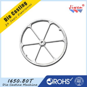 China Foundry Metal Die Casting for Wheels pictures & photos