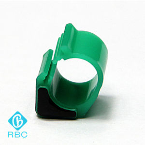 Reusable RFID ABS Tk4100 Lf Pigeon Ring Animal Foot Tag