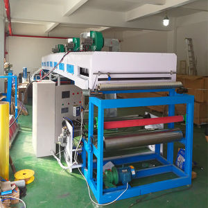 Super Energy Saving BOPP Adhesive Tape Glueing and Making Machine pictures & photos