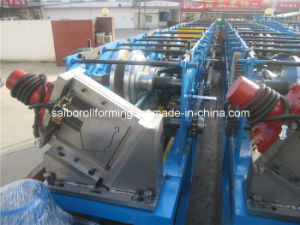 Round Gutter Roll Forming Machine pictures & photos