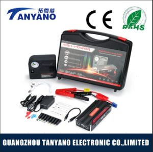 Multifunctional Auto Portable Battery 12V Car Jump Start pictures & photos