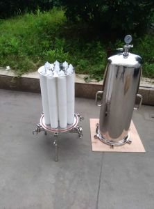 Factory Industrial Stainless Steel Sanitary Filter Housing for Sale pictures & photos