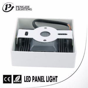 Popular Energy Saving 8W Ultra Narrow Edge LED Panel for Home (Square) pictures & photos