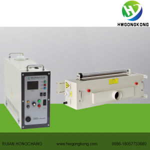 Corona Treating Machine for Film Blowing Machine (Dry type and IGBT Module HW2002G 2kw) pictures & photos