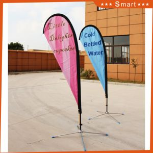 Outdoor Factory Price Feather Flying Flags pictures & photos
