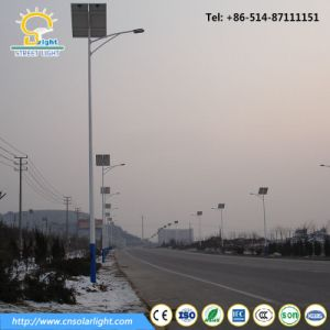 Economical Type 30W- 60W Solar Street Light with LED Light pictures & photos