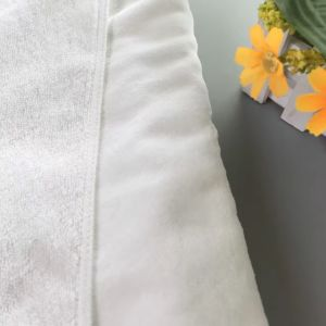 Cheapest Promotional Wholesale Hotel Cotton White Velour Bath Towel pictures & photos