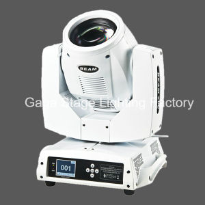 DJ Disco Moving Head Light 200W Spot Beam Wash Animation pictures & photos