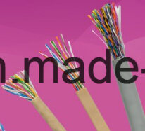 6 Twisted Pairs Telephone Cable Cat3 with 24AWG Copper CCA Conductor pictures & photos