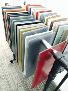 Two Sides Steel Composite Panel Magnetic Wall Panel pictures & photos