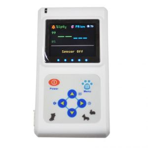LED Handheld Vet Pulse Oximeter - SpO2 Monitor Pulsoximeter-Alusa pictures & photos