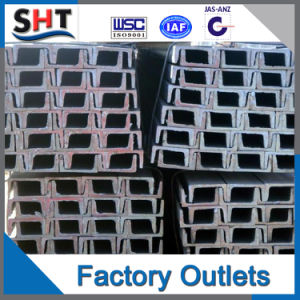 Hot Rolled Carbon Profile C Shaped Steel Channel pictures & photos