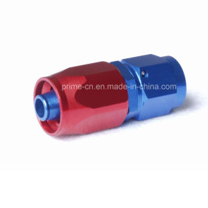 """High Performance Straight 3/4"""" Bsp Female to Cutter Hose Ends/Racing Parts pictures & photos"""