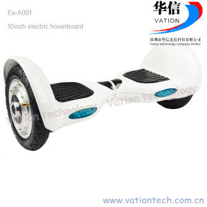 2 Wheel Electric Self Balance Scooter, 10 Inch E-Scooter pictures & photos