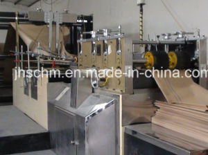 Kraft/Craft Square Bottom Paper Bag Making Machine pictures & photos