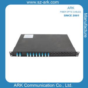 2*8 Channels Fiber Optic CWDM Mux and Demux pictures & photos