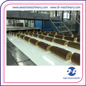Swiss Roll Production Line, Layer Sponge Cake Machine pictures & photos