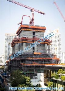 Galvanized Octagonlock System Scaffolding Made in China pictures & photos
