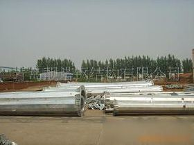 Galvanization Steel Tubular Pole Tower pictures & photos