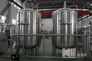 Ultra Filtration Water Purify System, UF Water Treatment System pictures & photos