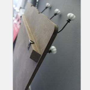 Hat and Coat Display Hanger Hooks, Wall Wooden Coat Rack Hooks pictures & photos