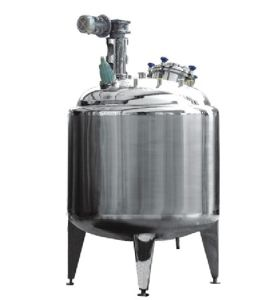 China High Quality Stainless Steel Sanitary Mixing Tank pictures & photos