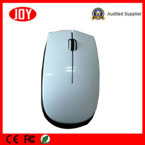 Silent Mute Wireless Optical Mouse Desktop USB Receiver Mic pictures & photos