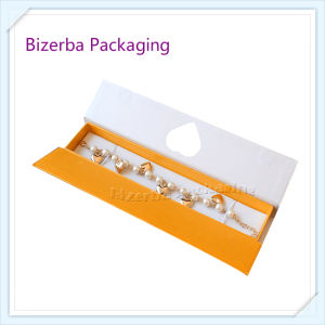 Promotional Colour Cardboard Necklace Box