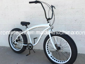 3/ 7speed Retro/Vintage/Nostalgia 20X4 or 26X4 Beach Cruiser Wide/Fat Tyre Bike/Fat Tire Bicycle/Sand/Snow Bike/Fatty Bicycle White Wall Tire pictures & photos