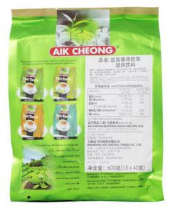 Aik Cheong 3 in 1 Teh Tarik Milk Tea Beverage pictures & photos