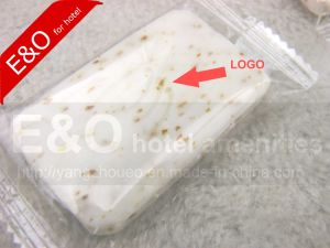 20g Hotel Small Hand& Body Oatmeal Soap pictures & photos