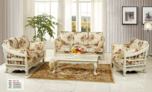 Europe Fabric Sofa, Modern Living Room Furniture, Sofa Bed (137) pictures & photos