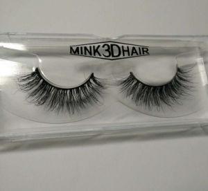 3D Multi-Layer Mink Fur Eyelashes Soft Comfortable Handmade False Eyelashes pictures & photos