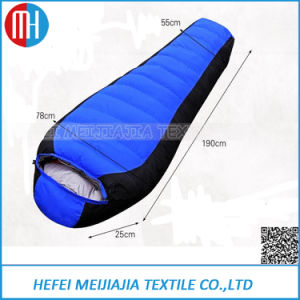 Outdoor Product Down Feather Sleeping Bag for People Travel pictures & photos