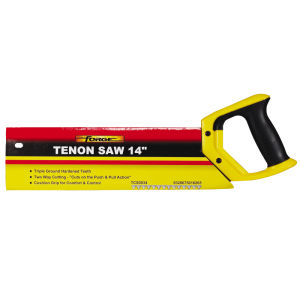 "65mn Steel 12"" Back Saw Tenon Saw Set with Cushion Grip and Miter Box pictures & photos"