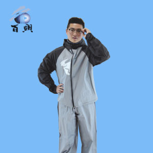 Polyester 190t Raincoat pictures & photos