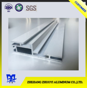 Aluminum Extrusion with Powder Coating Surface Treatment pictures & photos