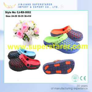 Summer Outdoor Garden Clogs, Unisex EVA Garden Clog Shoes pictures & photos
